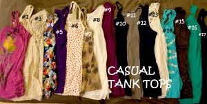 Casual Tanks